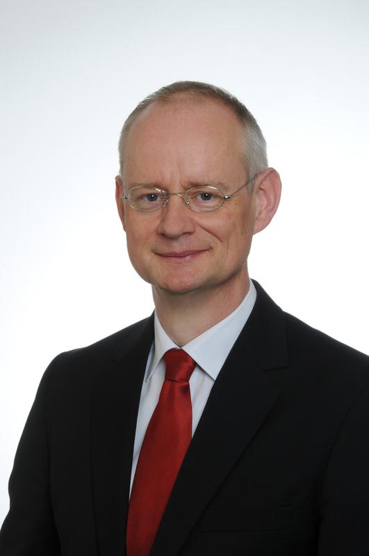 Portrait: Müller, Andreas, Prof. Dr.