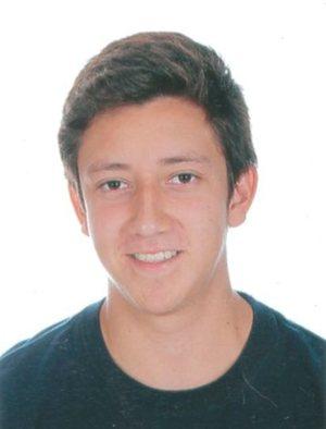 Portrait: Castillo Castillo, Fernando Jose (Stud. FBA)