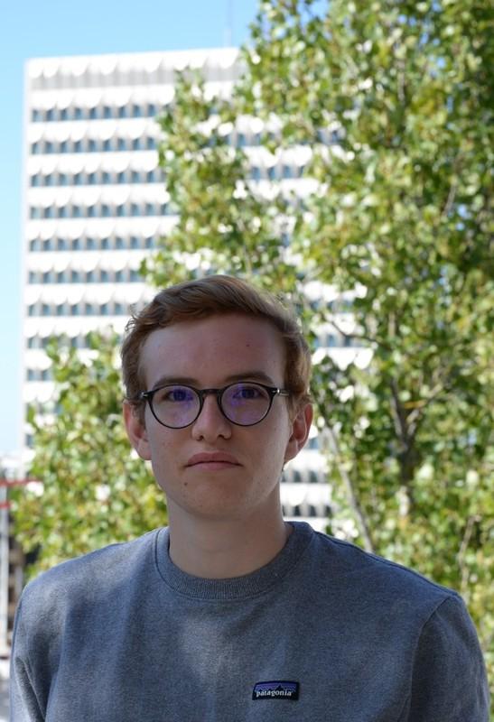 Portrait: Saenger, Lenard (Stud. FBB)
