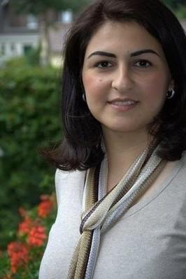 Portrait: Ghazari-Arndt, Eva, Dr.