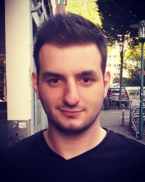 Portrait: Kurt, Mesut (Stud. FBB)