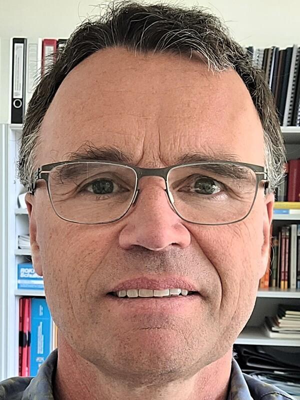 Portrait: Drechsel, Ulrich, Prof. Dr.