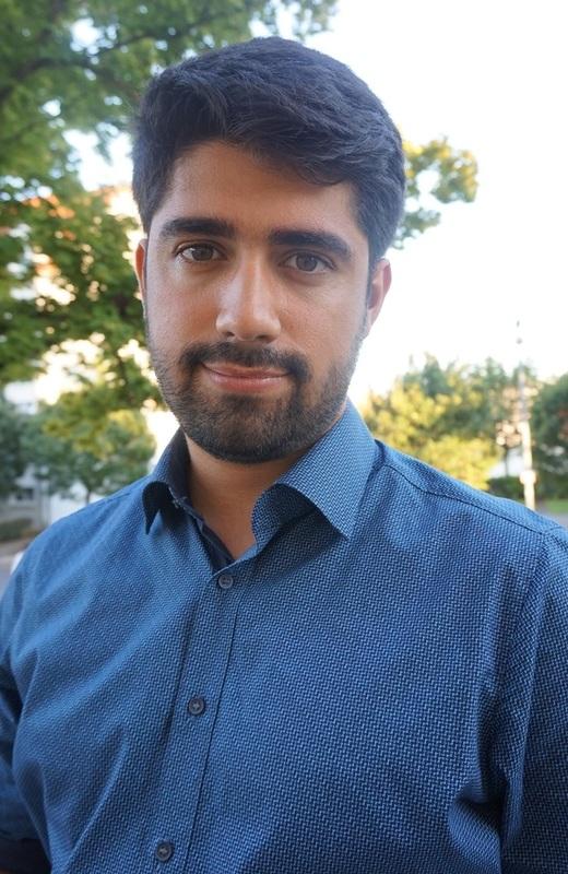 Portrait: Bahrami, Ramiz