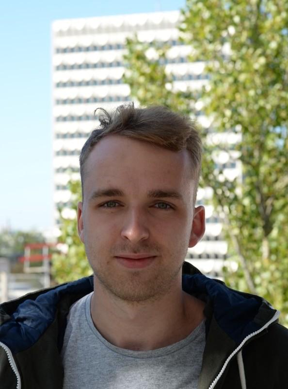 Portrait: Quentin, Mattis (Stud. FBMD)