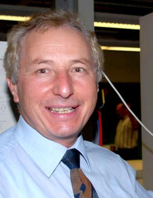 Portrait: Frontzek, Franz, Prof. Dr.
